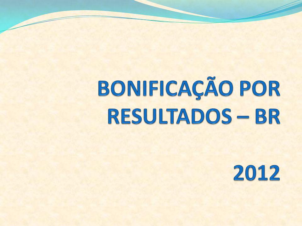 BONIFICAÇÃO POR RESULTADOS – BR 2012