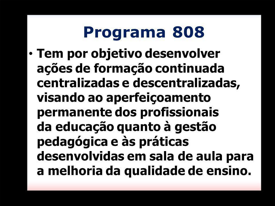 Programa 808