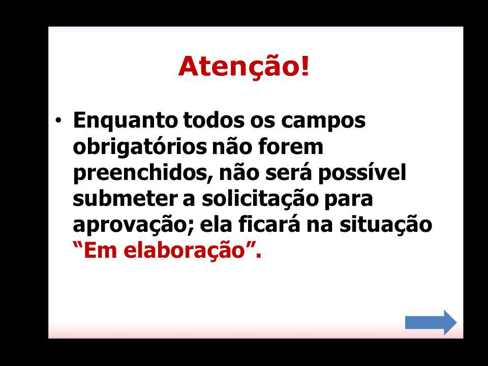 Atenção!