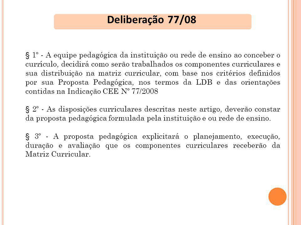 Deliberação 77/08