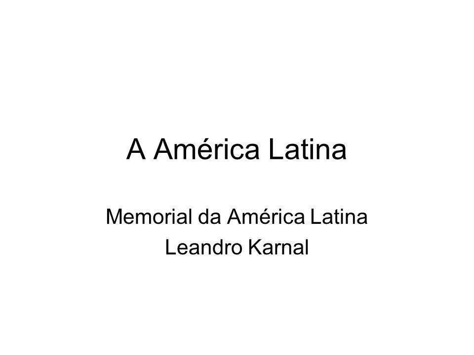 Memorial da América Latina Leandro Karnal