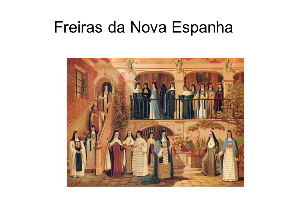 Freiras da Nova Espanha