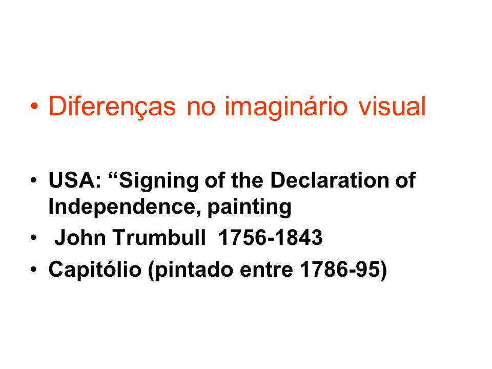 Diferenças no imaginário visual