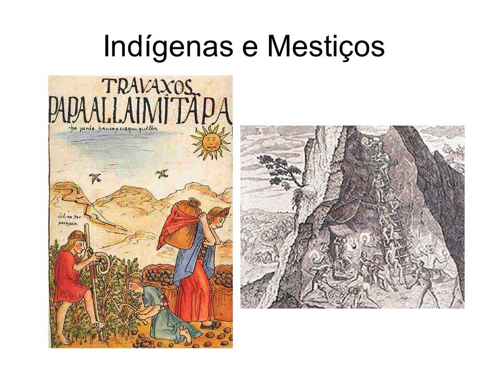 Indígenas e Mestiços