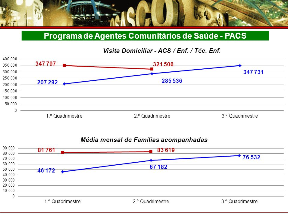 Programa de Agentes Comunitários de Saúde - PACS