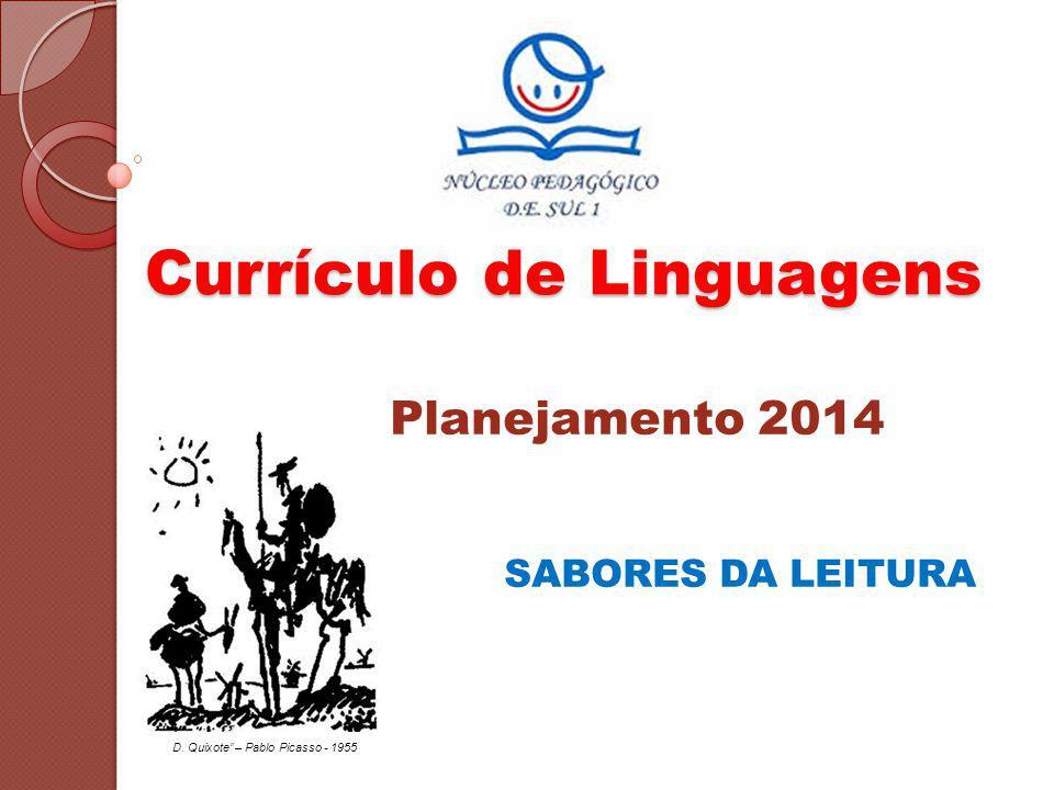 Currículo de Linguagens
