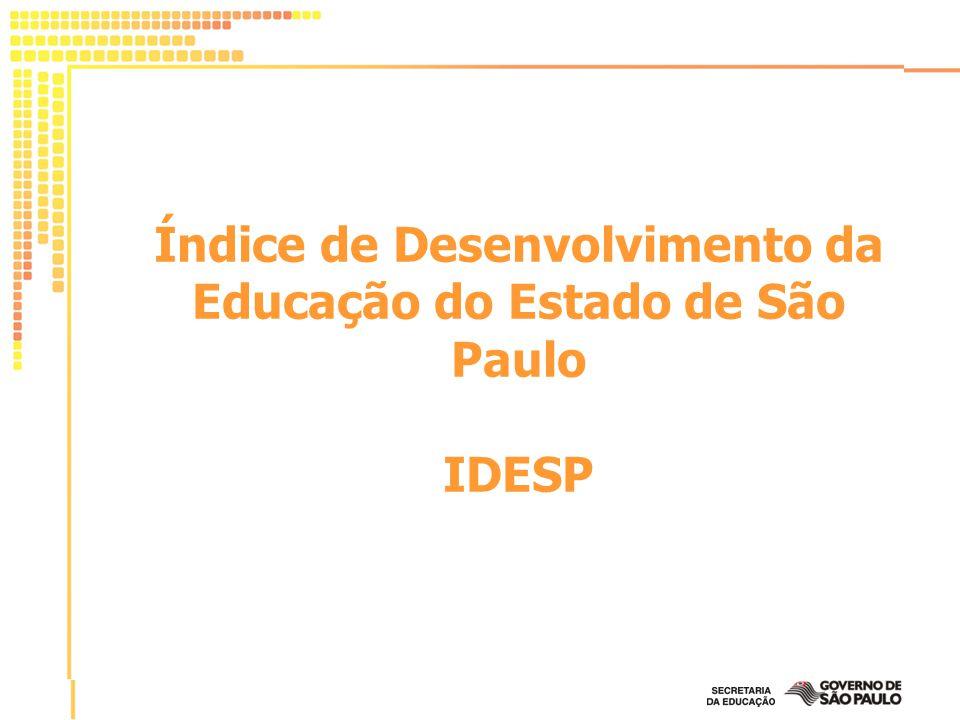 Índice de Desenvolvimento da Educação do Estado de São Paulo