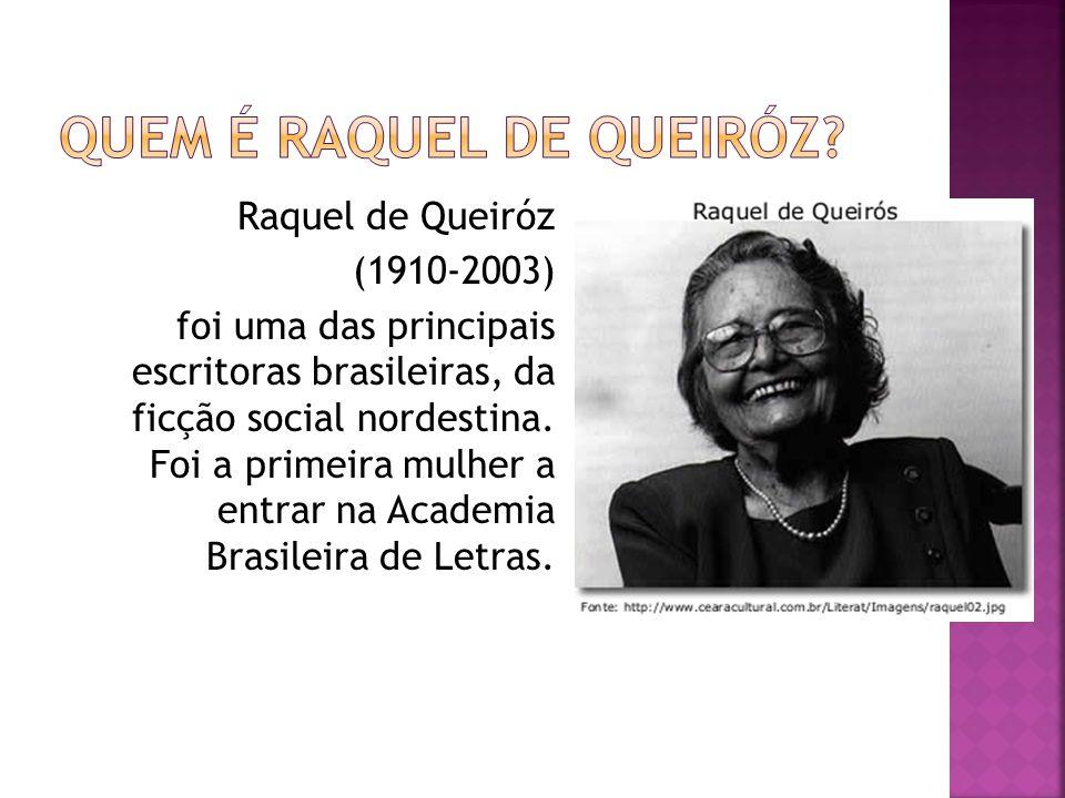 Quem é Raquel de Queiróz