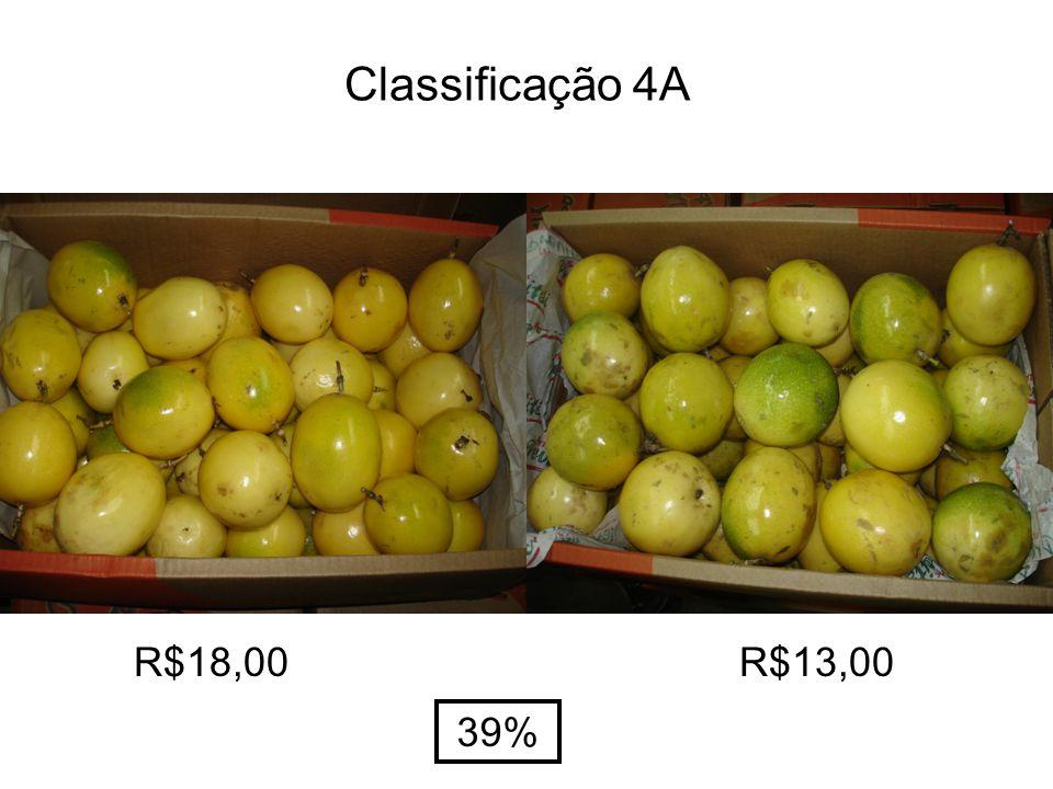 Classificação 4A R$18,00 R$13,00 39%