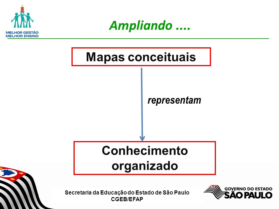 Conhecimento organizado