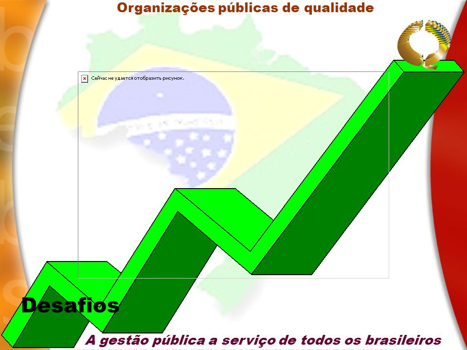 Desafios Organizações públicas de qualidade