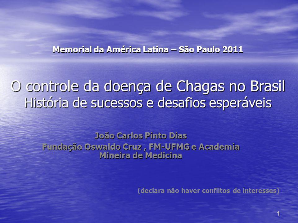 Fundação Oswaldo Cruz , FM-UFMG e Academia Mineira de Medicina