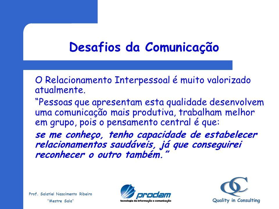 Desafios da Comunicação