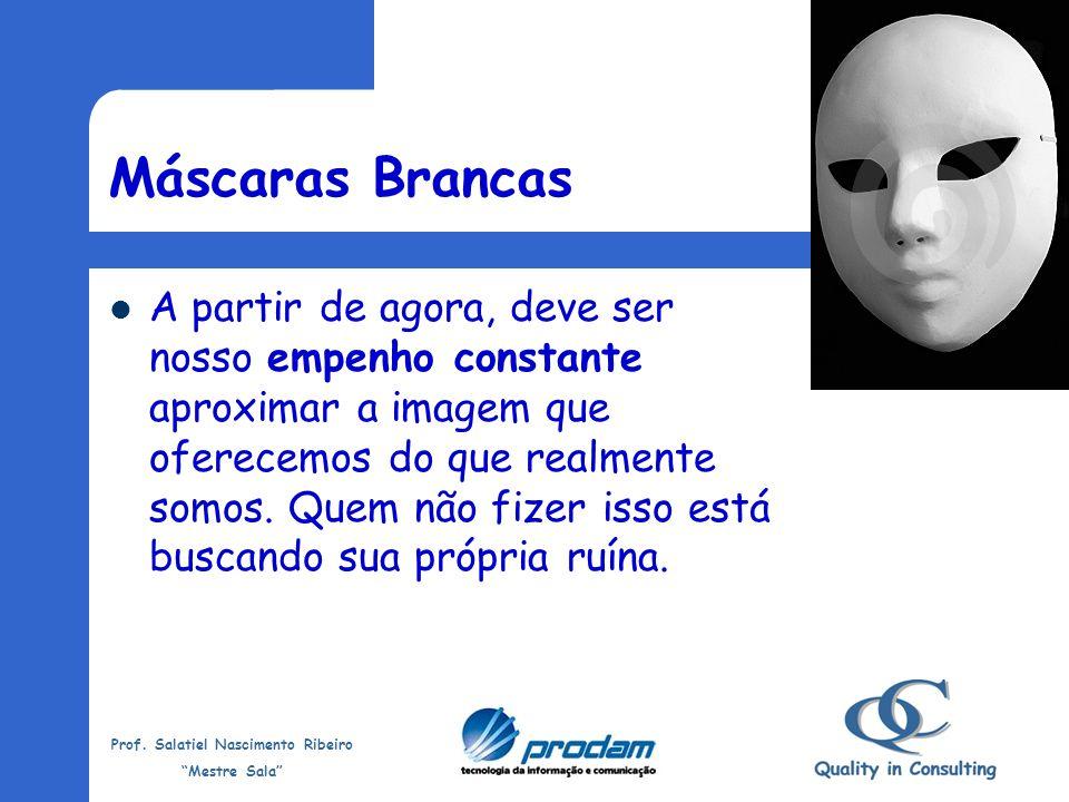Máscaras Brancas