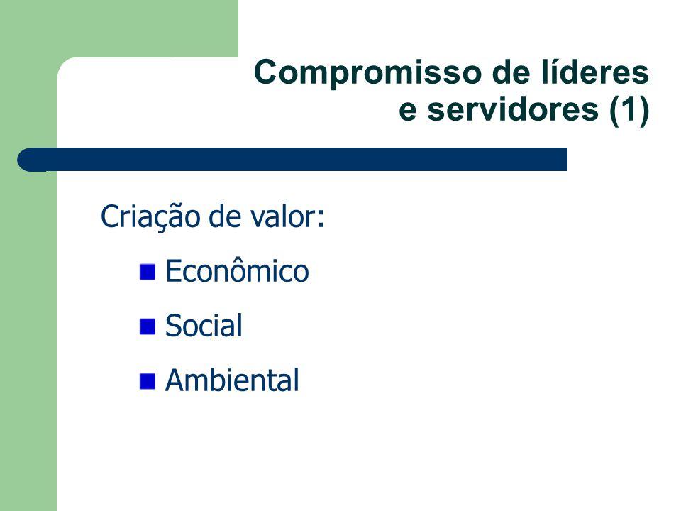 Compromisso de líderes e servidores (1)