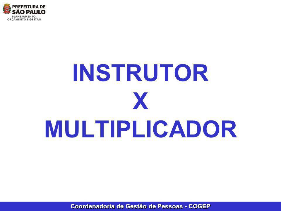 INSTRUTOR X MULTIPLICADOR