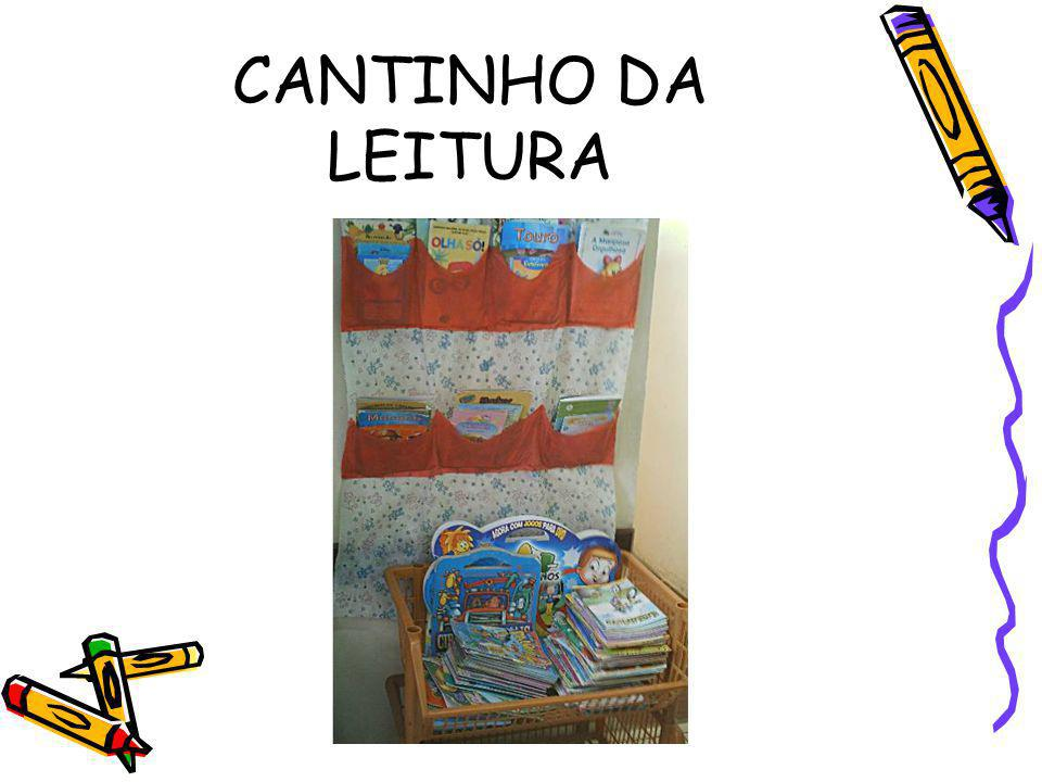 CANTINHO DA LEITURA