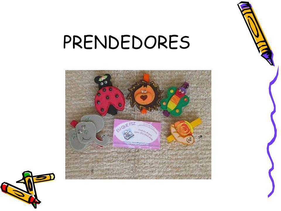 PRENDEDORES