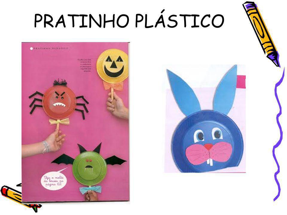 PRATINHO PLÁSTICO