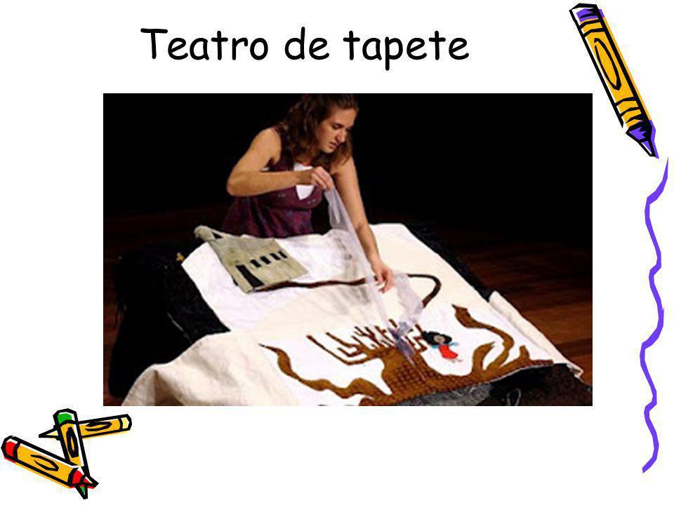 Teatro de tapete