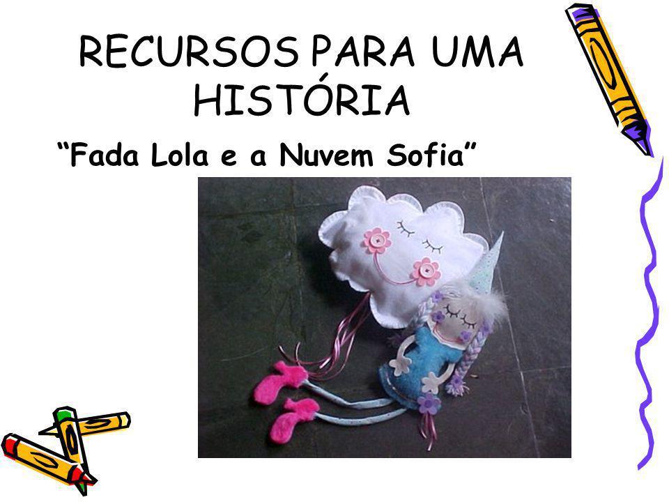 RECURSOS PARA UMA HISTÓRIA