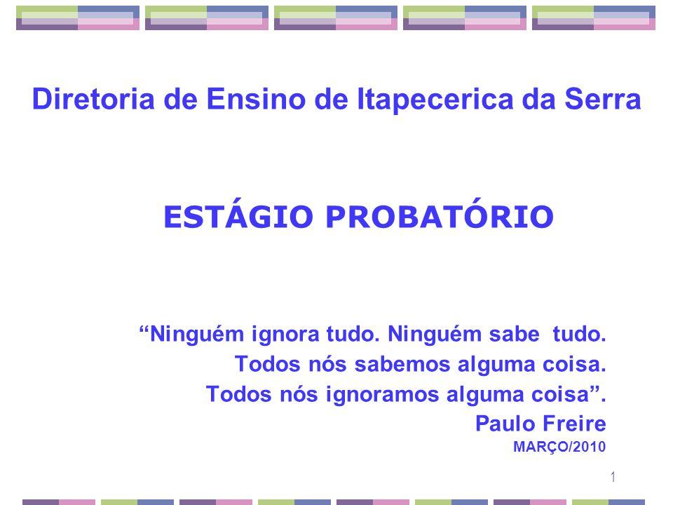 Diretoria de Ensino de Itapecerica da Serra