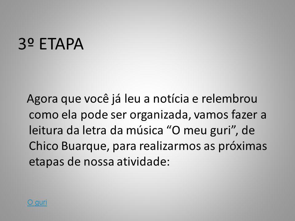 3º ETAPA