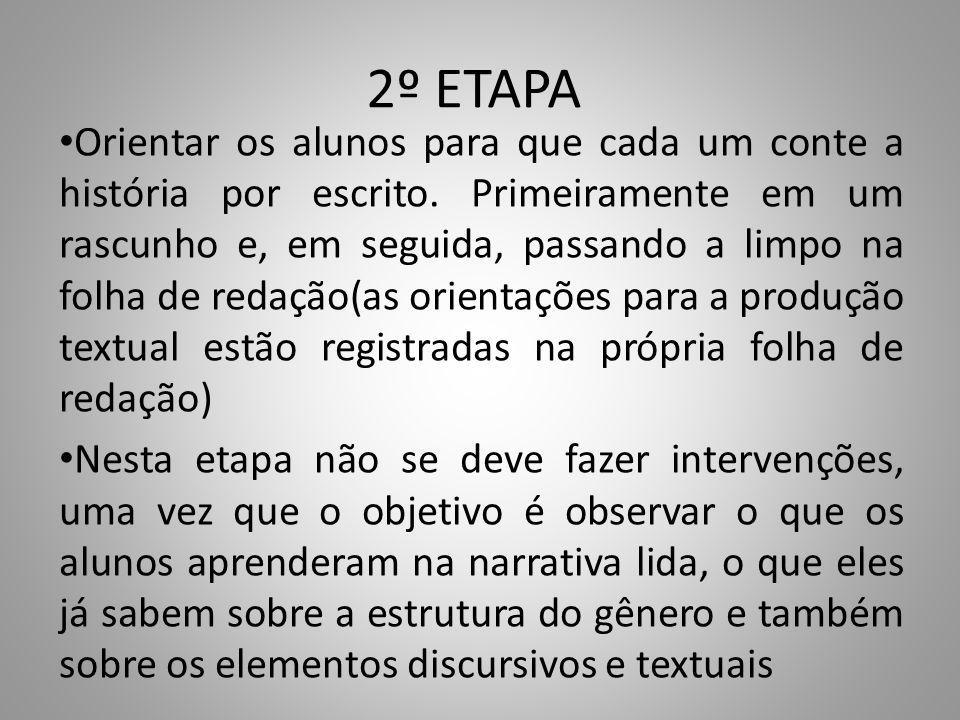 2º ETAPA