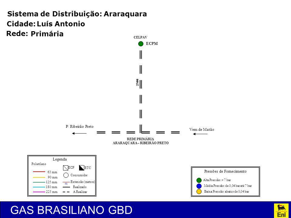 ARARAQUARA – RIBEIRÃO PRETO