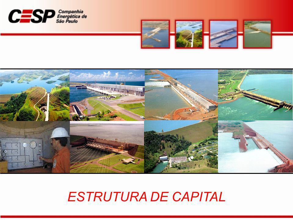1 2 3 4 5 ESTRUTURA DE CAPITAL 23