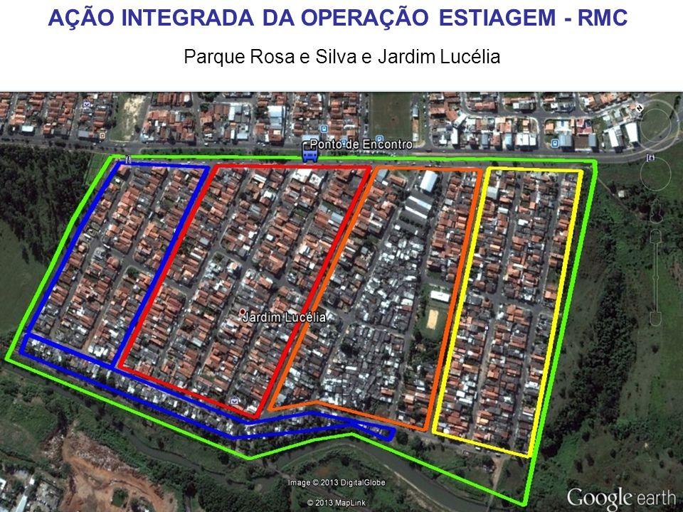 Parque Rosa e Silva e Jardim Lucélia