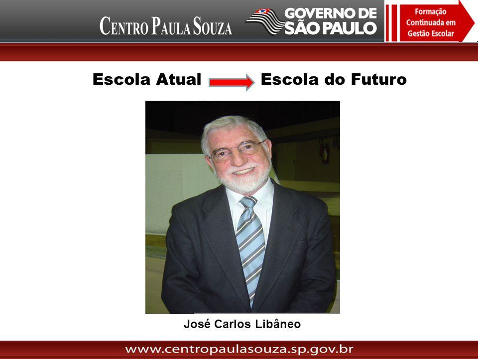 Escola Atual Escola do Futuro