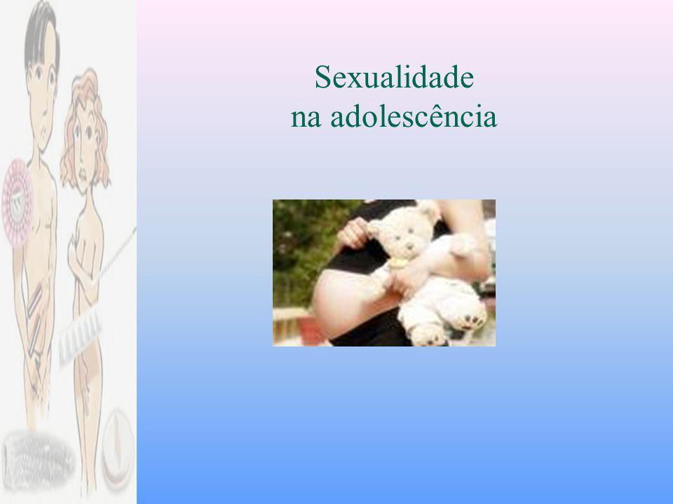 Sexualidade na adolescência