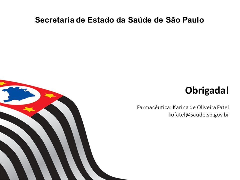 Secretaria de Estado da Saúde de São Paulo