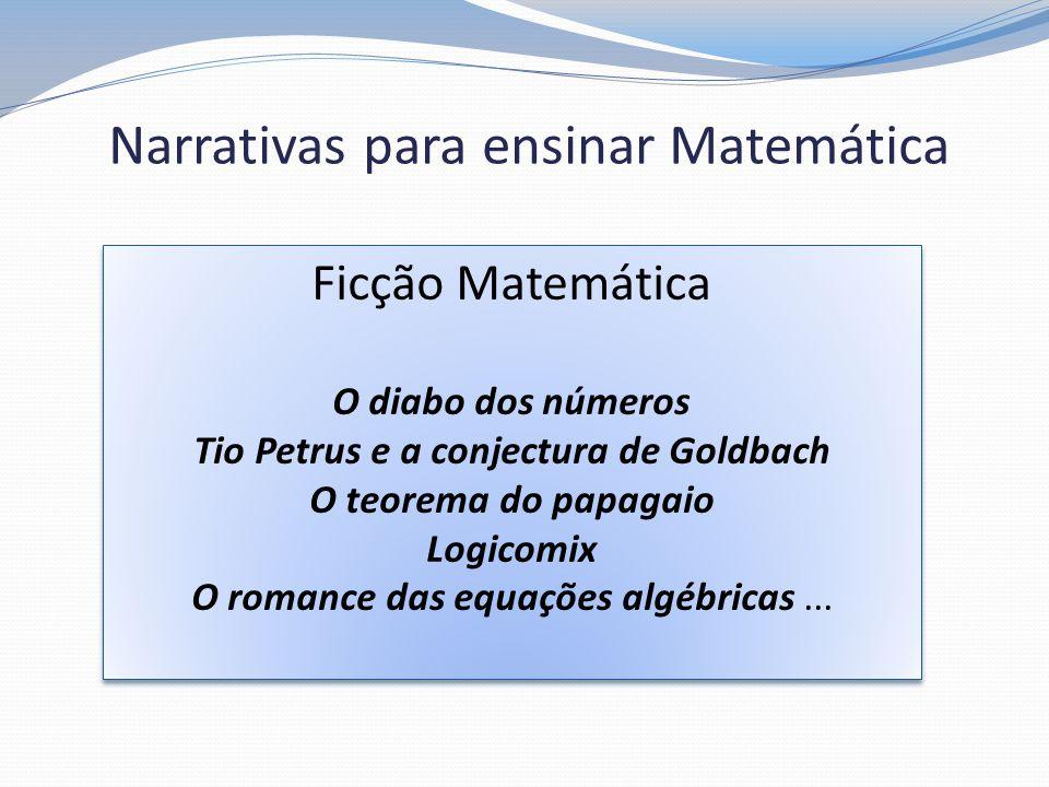 Narrativas para ensinar Matemática