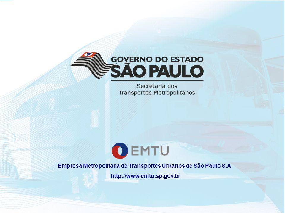 Empresa Metropolitana de Transportes Urbanos de São Paulo S.A.