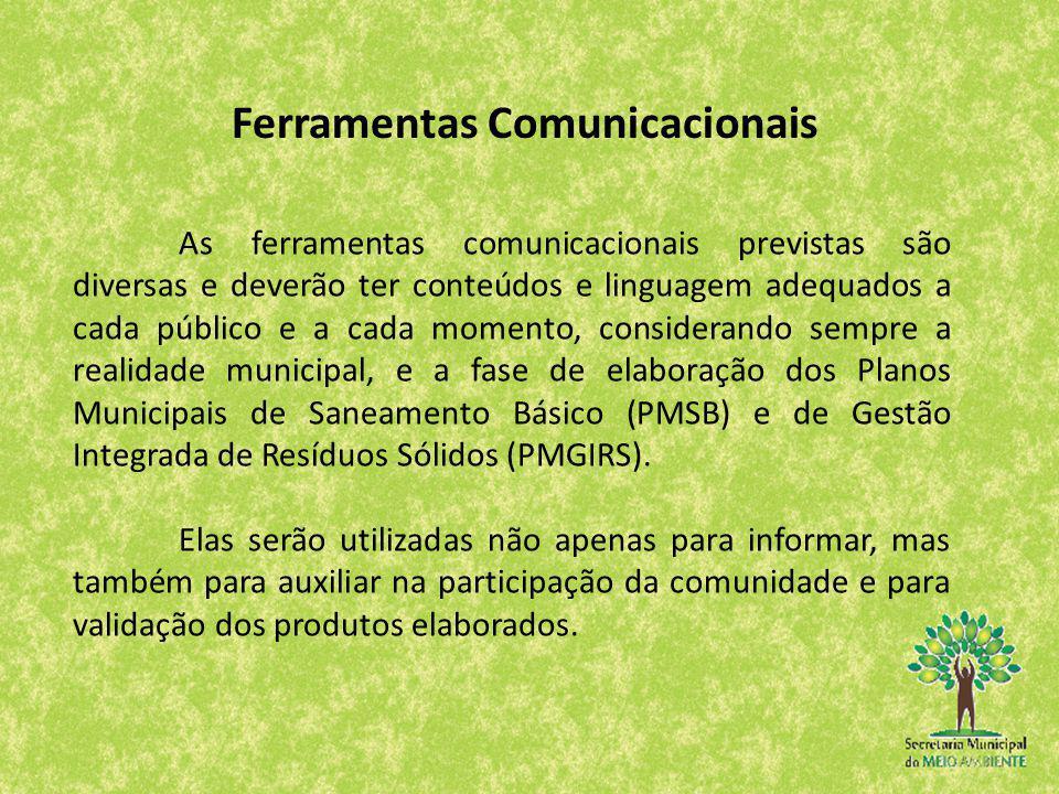 Ferramentas Comunicacionais