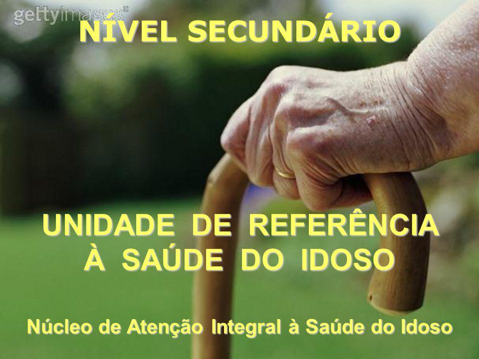 UNIDADE DE REFERÊNCIA À SAÚDE DO IDOSO