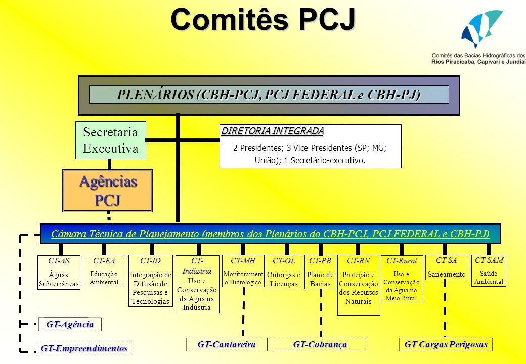 PLENÁRIOS (CBH-PCJ, PCJ FEDERAL e CBH-PJ)