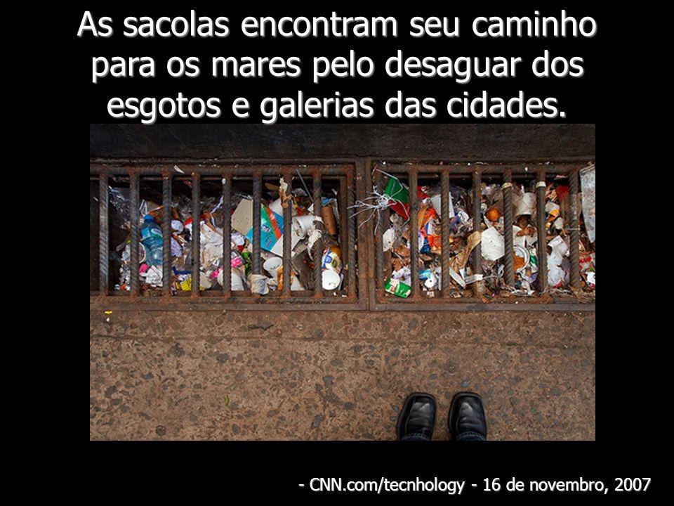 - CNN.com/tecnhology - 16 de novembro, 2007