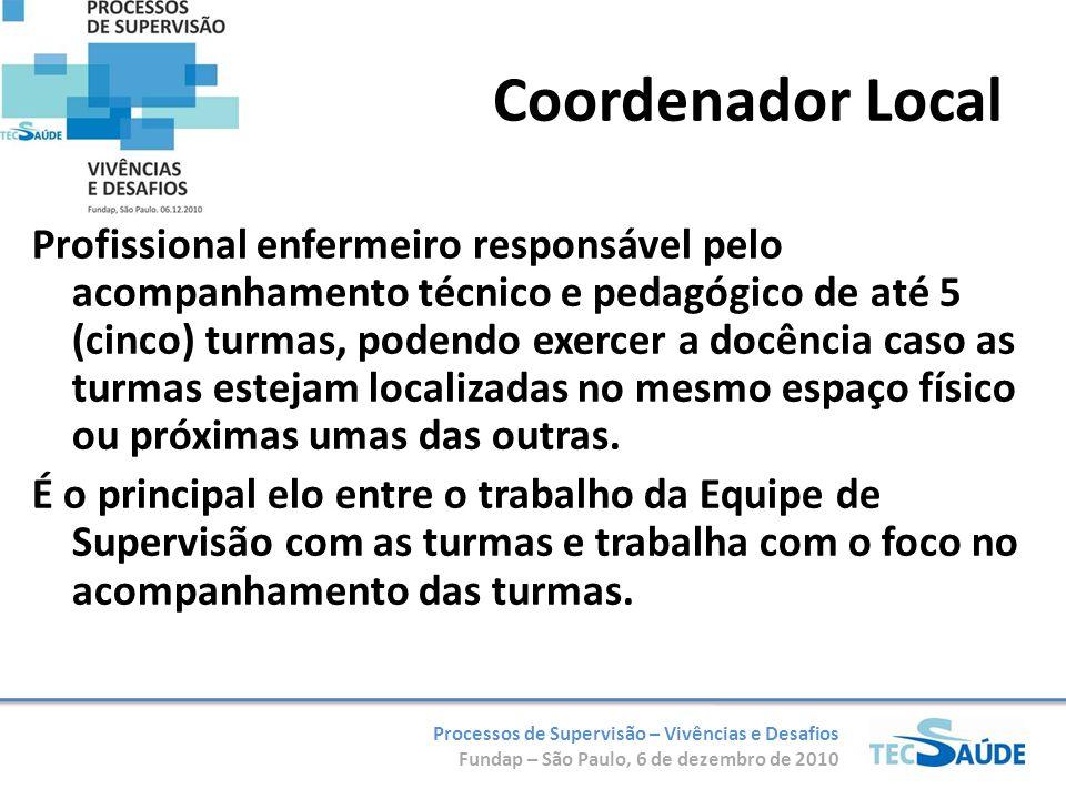 Coordenador Local
