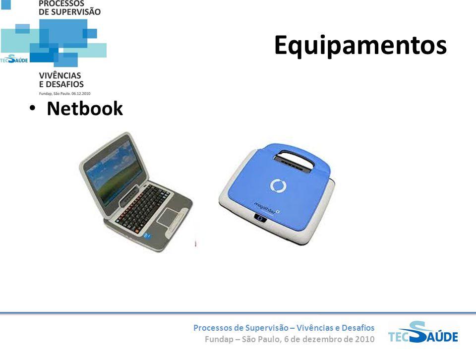 Equipamentos Netbook