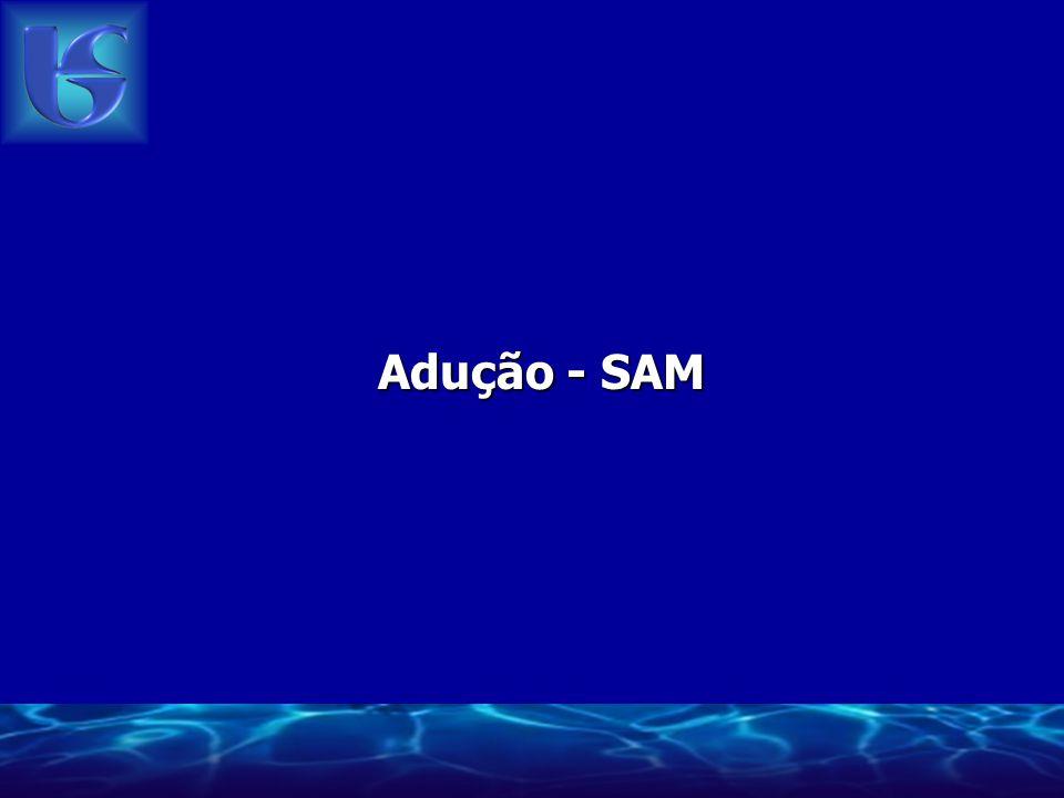 Adução - SAM