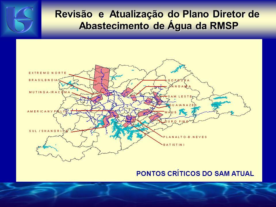 SAM Revisão e Atualização do Plano Diretor de