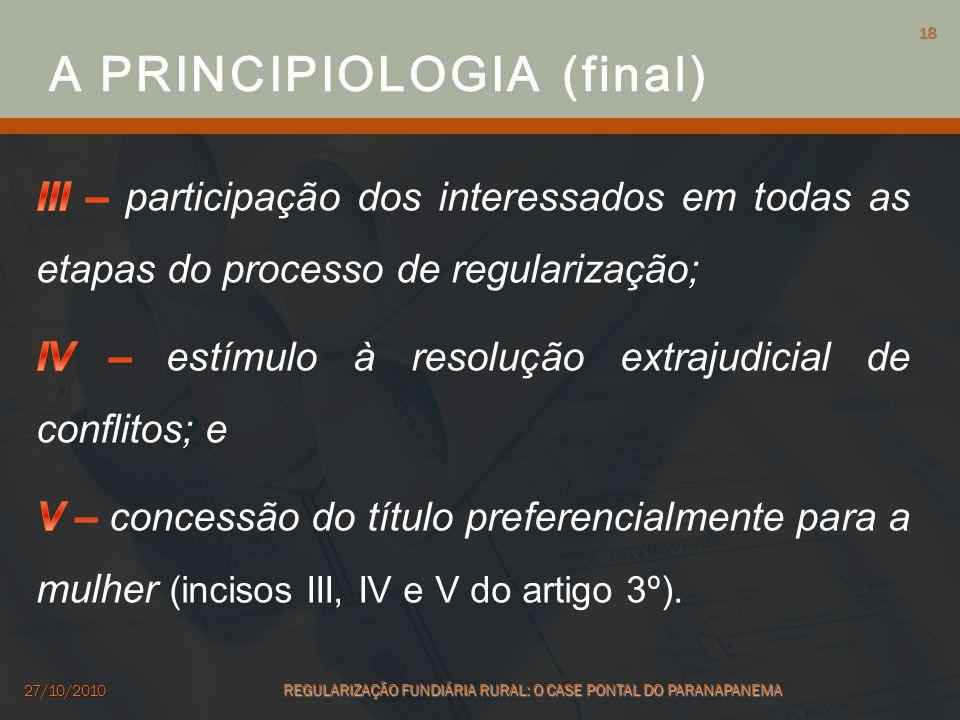 A PRINCIPIOLOGIA (final)