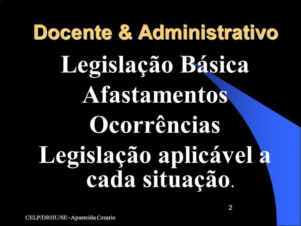 Docente & Administrativo