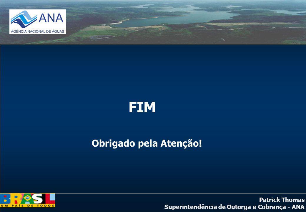 FIM Obrigado pela Atenção!