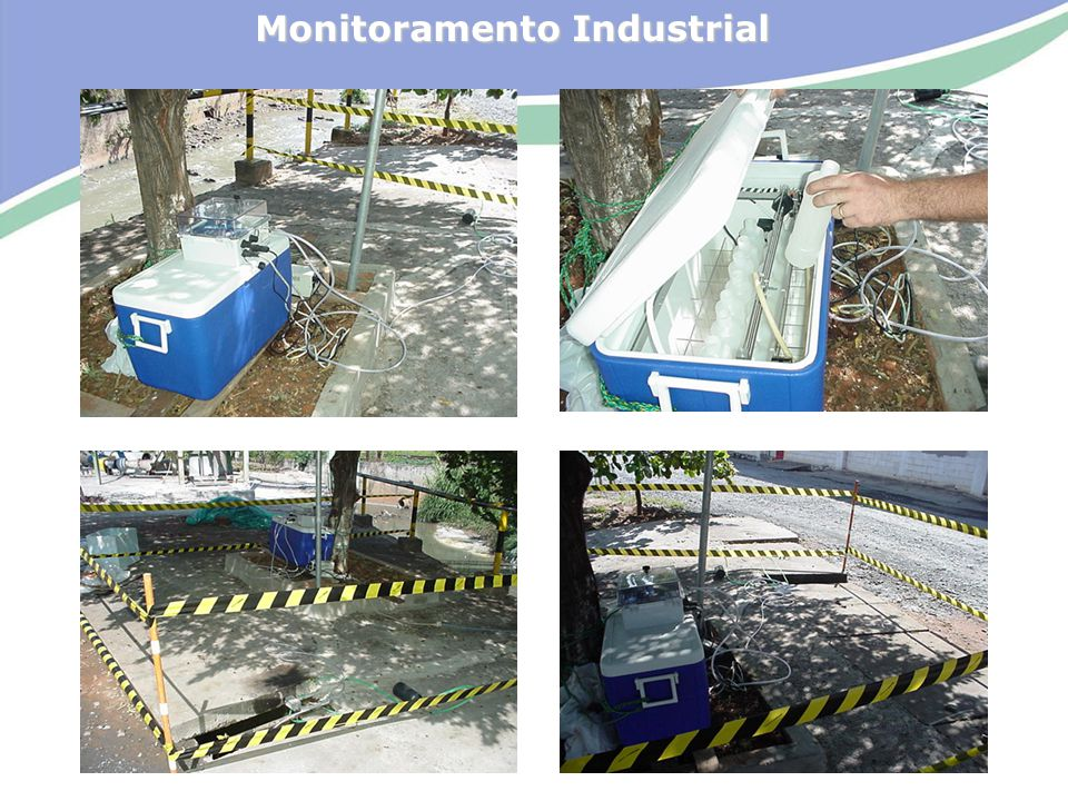 Monitoramento Industrial