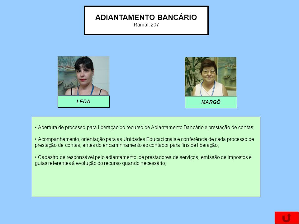 ADIANTAMENTO BANCÁRIO