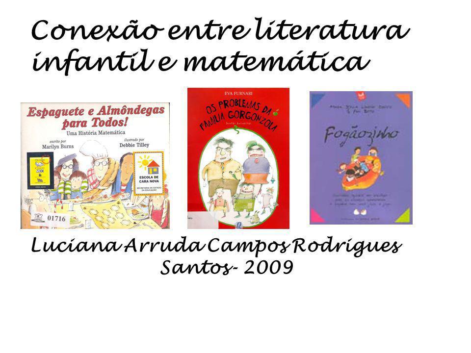 Conexão entre literatura infantil e matemática